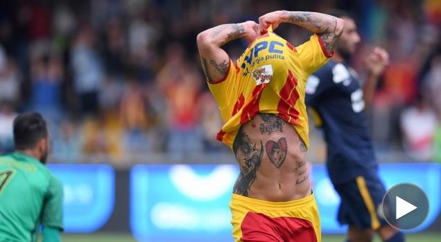 Serie B, Benevento penalizzato di un punto in classifica dal TFN