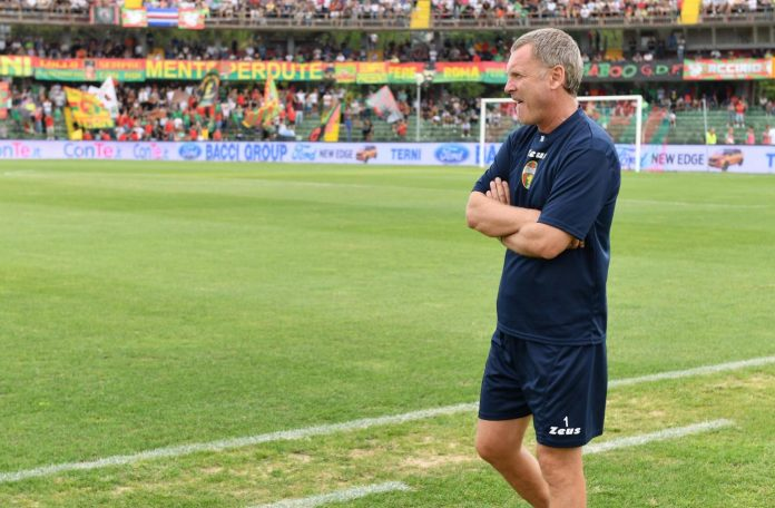 Calcio, il Bari cala il tris: Cissè e Improta asfaltano la Ternana