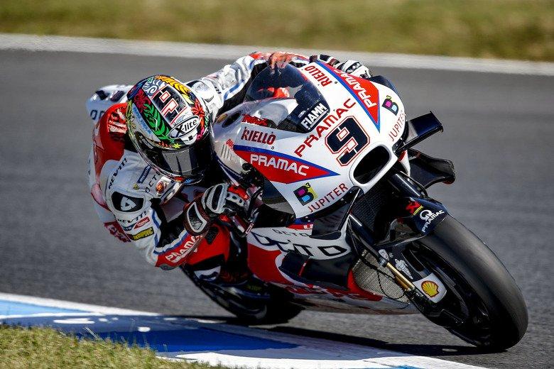 MotoGP: solo 16° in qualifica Danilo Petrucci sulla pista di Aragon