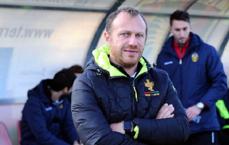 Roberto Breda nuovo tecnico del Perugia