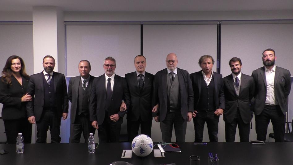 Mauro Balata eletto presidente della Lega di serie B