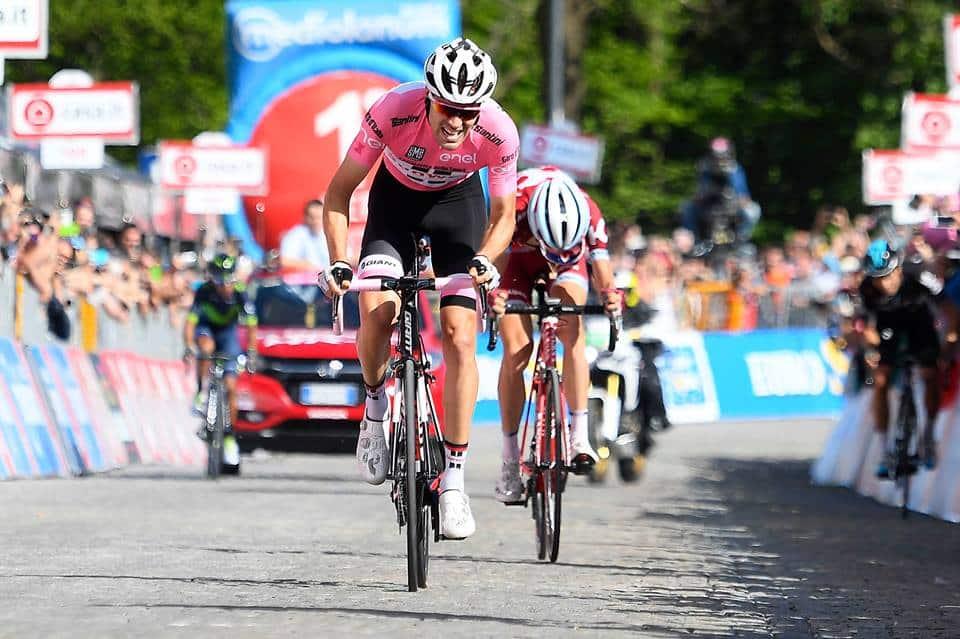 Giro 2018 - Inciampi politici per un