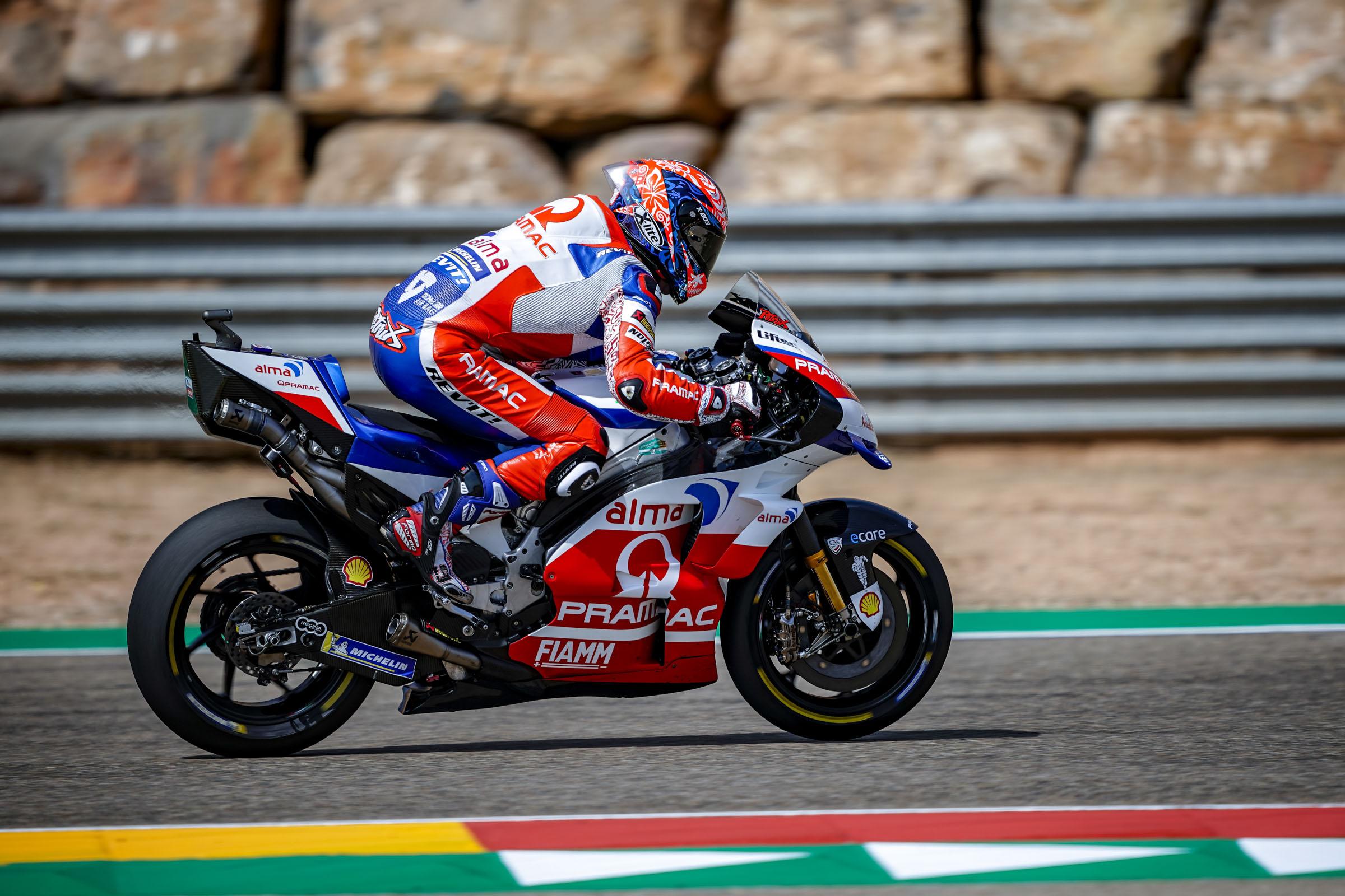 MotoGP 2018 Aragòn, Risultati PL2: Marquez replica alle Ducati