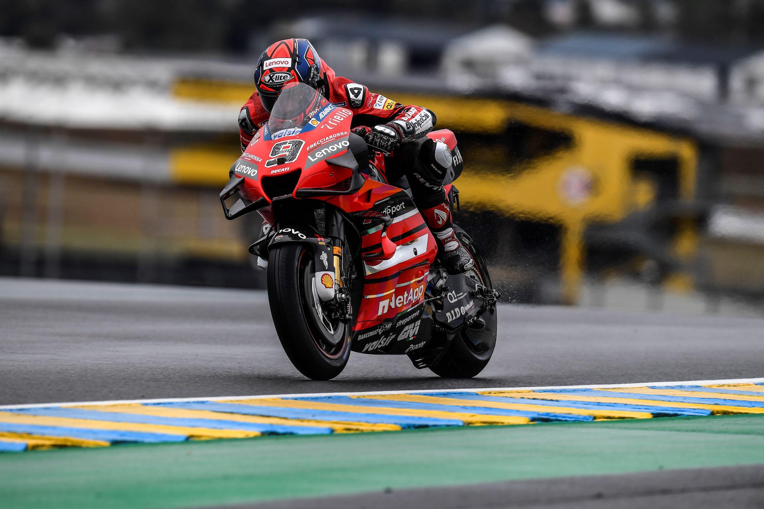 Dovizioso 'a Le Mans pronto al riscatto'