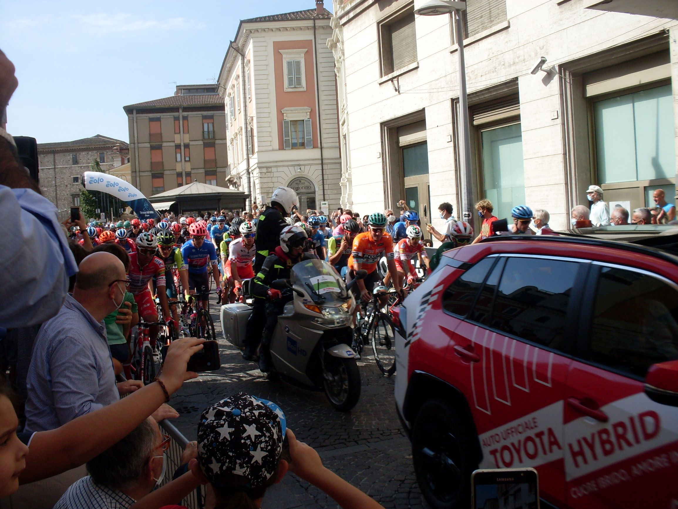 Ciclismo: riecco la Tirreno-Adriatico, toccherà 5 regioni
