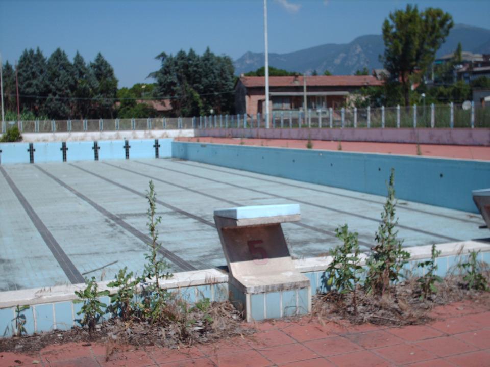 Presentato il piano di riqualificazione delle piscine - Piscine dello stadio ...